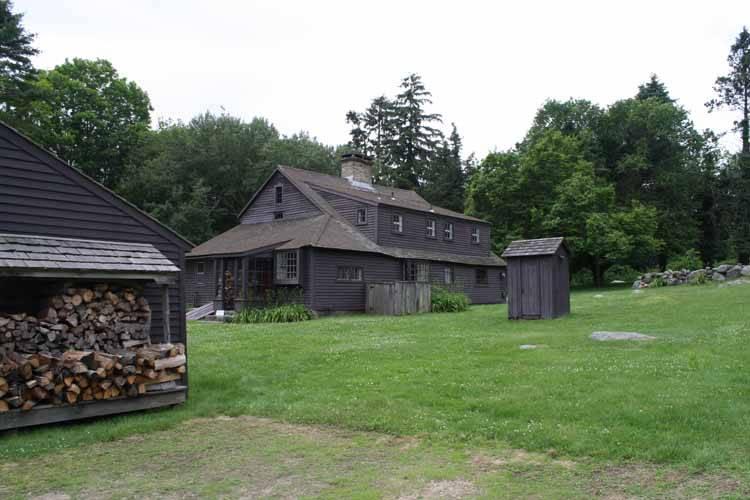 Elisha Bushnell Property 1445 Boston Post Road Rte 1