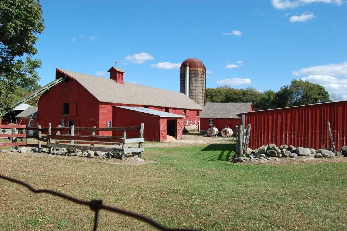 Chuck Hill Farm 382 Jewett City Road Rte 164 Preston Eastern Uplands Historic